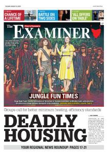 The Examiner - August 13, 2019
