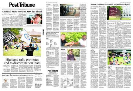 Post-Tribune – August 03, 2020