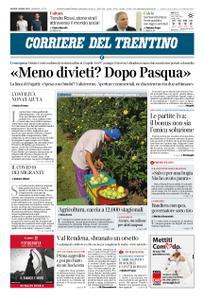 Corriere del Trentino – 02 aprile 2020
