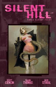 IDW-Silent Hill Three Bloody Tales 2020 Hybrid Comic eBook