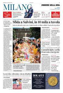 Corriere della Sera Milano - 24 Giugno 2018