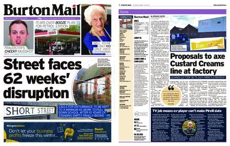 Burton Mail – March 26, 2019