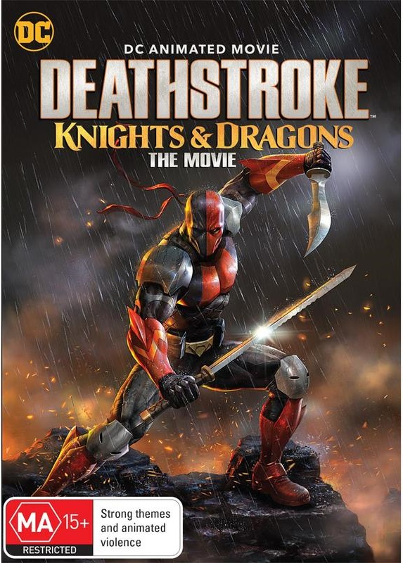 Deathstroke Knights Dragons The Movie 2020 Avaxhome