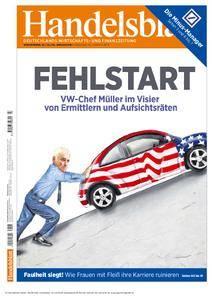 Handelsblatt - 22. Januar 2016