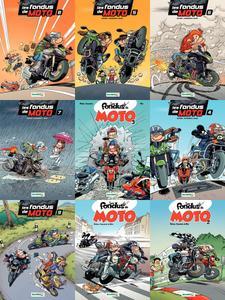 Les fondus de Moto - 9 Tomes