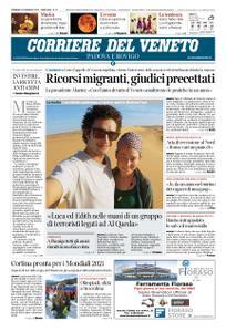Corriere del Veneto Padova e Rovigo – 20 gennaio 2019