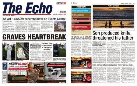 Evening Echo – January 04, 2020