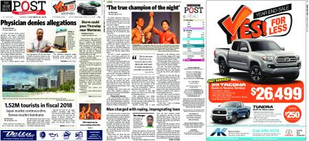 The Guam Daily Post – October 23, 2018
