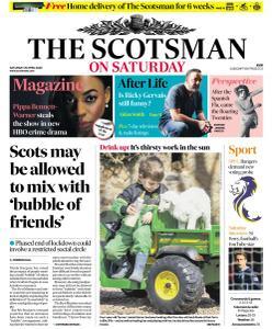 The Scotsman - 25 April 2020