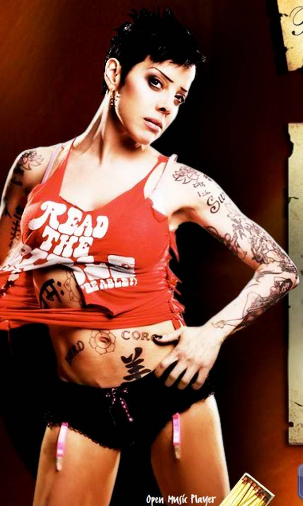 A conversation with bif naked wortraub