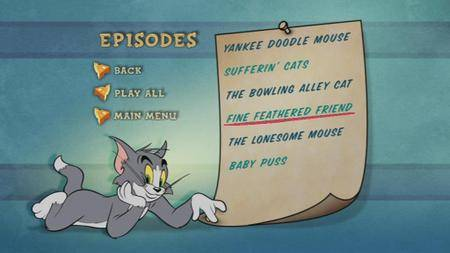 Tom and Jerry: Classic Collection. Volume 1 (1940-1945)