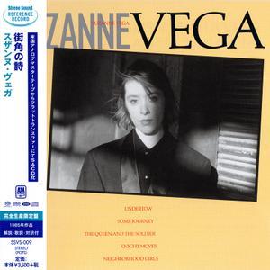 Suzanne Vega - Suzanne Vega (1985) [Japan 2018] SACD ISO + Hi-Res FLAC