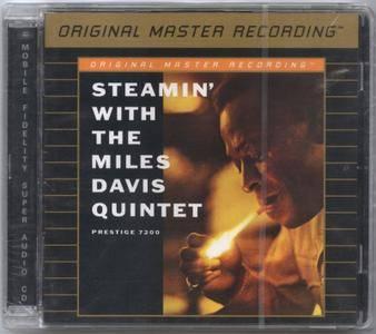 Miles Davis - Steamin' with the Miles Davis Quintet (1956) [MFSL UDSACD 2019]