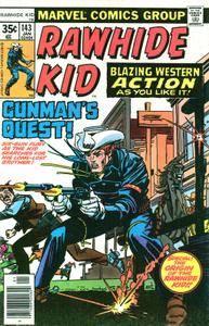 Rawhide Kid v1 143 1978 Brigus