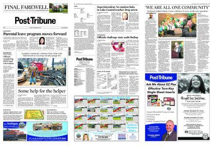 Post-Tribune – December 15, 2017