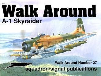 A-1 Skyraider (Squadron Signal 5527) (repost)