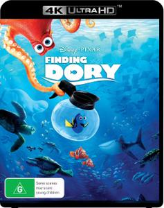 Finding Dory (2016) [4K, Ultra HD]