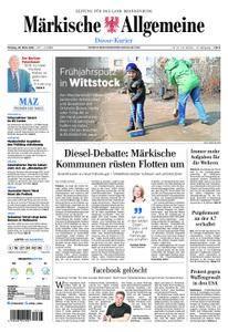 Märkische Allgemeine Dosse Kurier - 26. März 2018