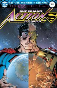 Action Comics 989 2017 2 covers Digital Zone-Empire