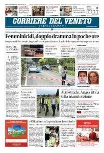 Corriere del Veneto Vicenza e Bassano – 08 settembre 2018