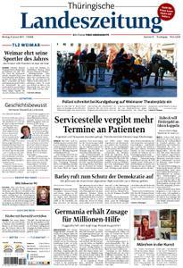Thüringische Landeszeitung – 21. Januar 2019