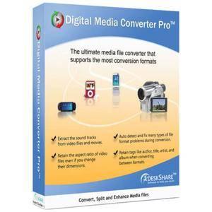 DeskShare Digital Media Converter Pro 4.16