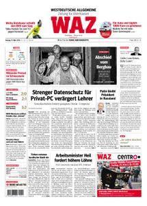 WAZ Westdeutsche Allgemeine Zeitung Oberhausen-Sterkrade - 19. März 2018