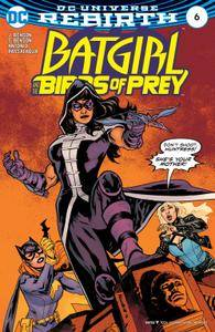 Batgirl  the Birds of Prey 006 2017 2 covers Digital Zone-Empire