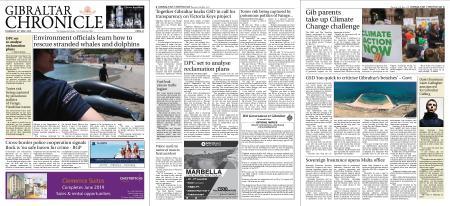 Gibraltar Chronicle – 30 May 2019