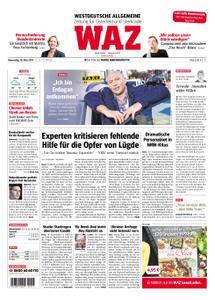 WAZ Westdeutsche Allgemeine Zeitung Oberhausen-Sterkrade - 28. März 2019