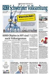 Schweriner Volkszeitung Hagenower Kreisblatt - 26. September 2019