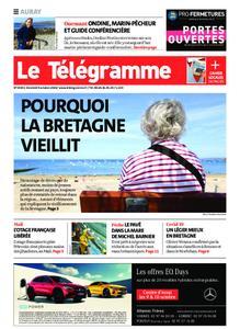 Le Télégramme Auray – 09 octobre 2020