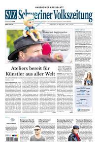 Schweriner Volkszeitung Hagenower Kreisblatt - 18. Mai 2020