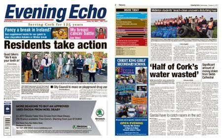 Evening Echo – October 04, 2017