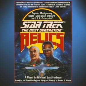 «STAR TREK: THE NEXT GENERATION: RELICS» by Michael Jan Friedman