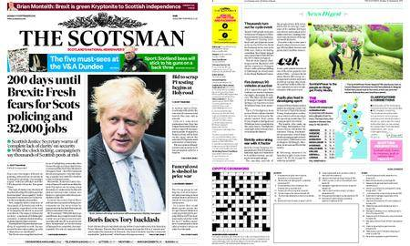 The Scotsman – September 10, 2018