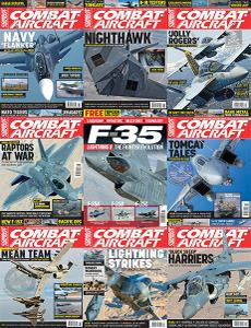 Combat Aircraft - Full Year 2018 Collection
