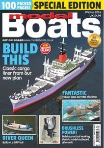 Model Boats - November 2016