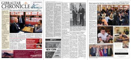Gibraltar Chronicle – 23 January 2019