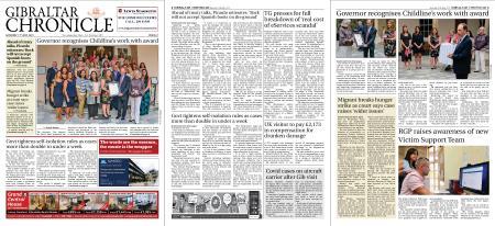 Gibraltar Chronicle – 17 July 2021