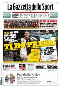 La Gazzetta dello Sport Roma – 16 dicembre 2019