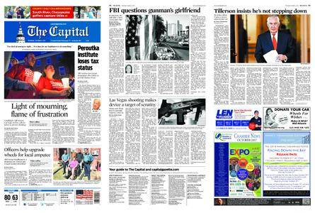 The Capital – October 05, 2017
