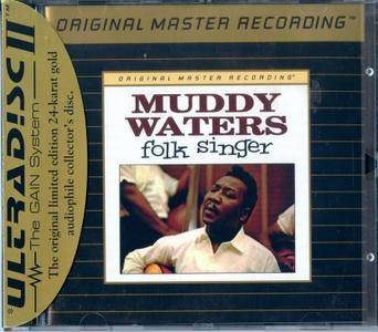 Muddy Waters - Folk Singer (1964) {1993, Remastered}