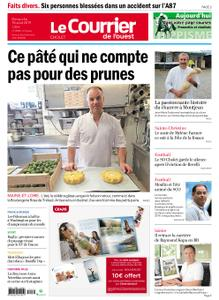 Le Courrier de l'Ouest Cholet – 18 août 2019