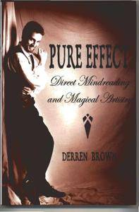 Pure effect: Direct mind reading and magical artistry