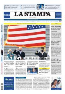 La Stampa Savona - 21 Gennaio 2021