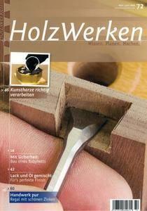 HolzWerken - Mai/Juni 2018