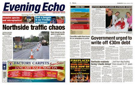 Evening Echo – January 09, 2018