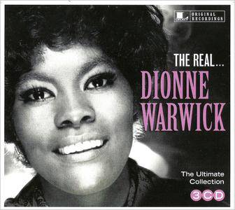 Dionne Warwick - The Real... Dionne Warwick: The Ultimate Collection (2015) 3CD Set [Re-Up]