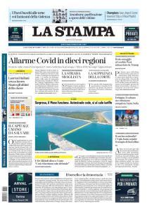La Stampa Torino Provincia e Canavese - 11 Luglio 2020